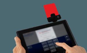 lector tarjeta chip móvil celular neodata